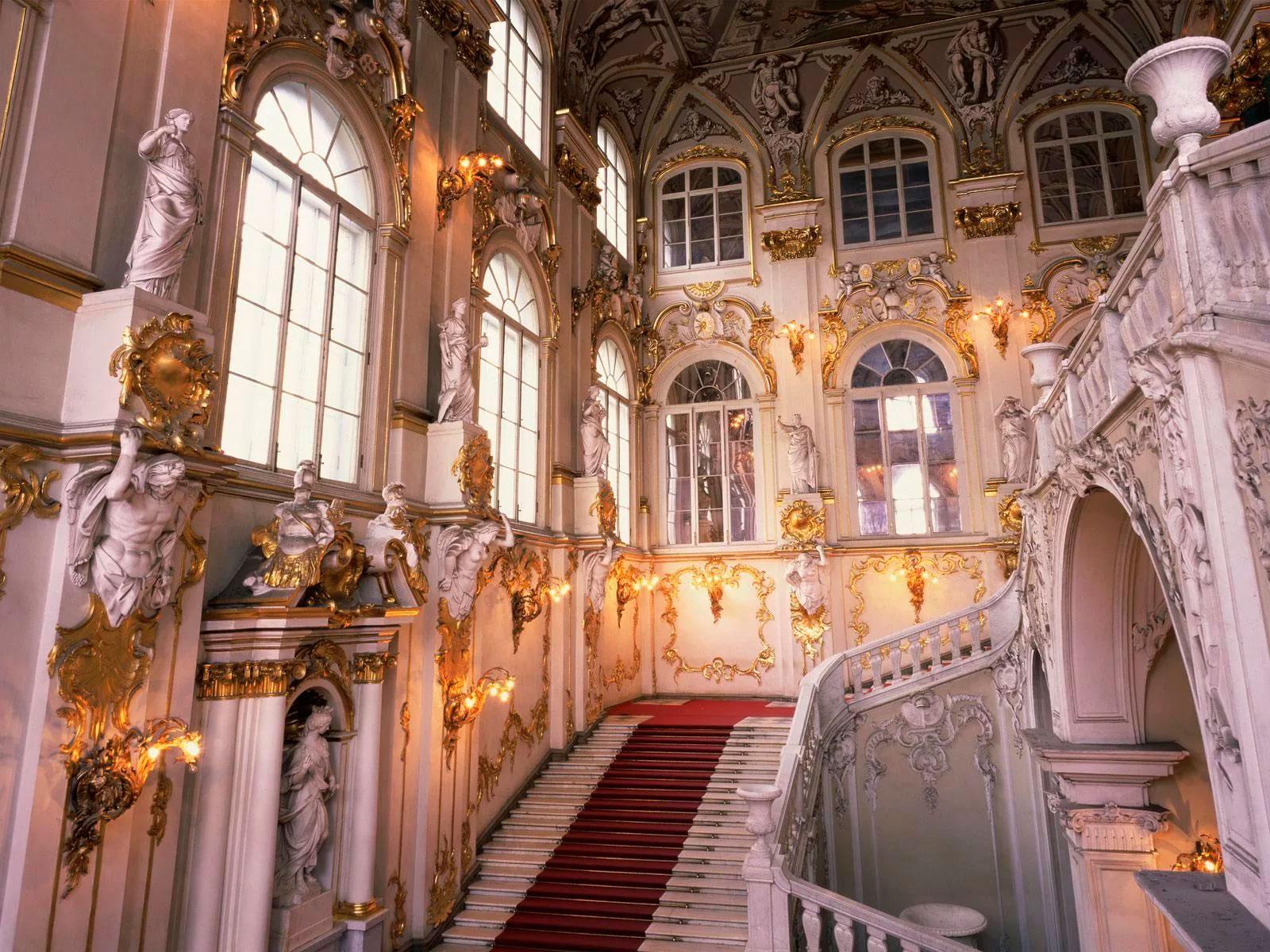El Hermitage de San Petersburgo